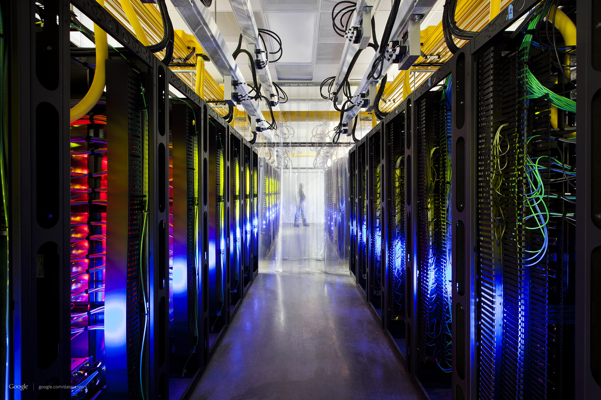 Google Iowa Data Center