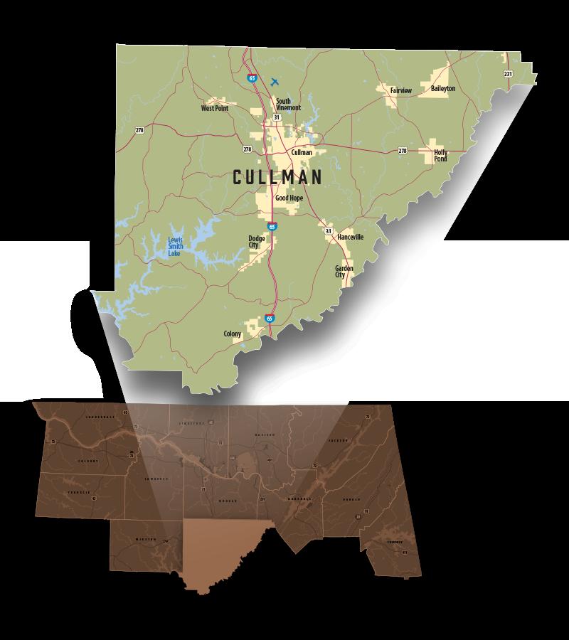Cullman County, Alabama