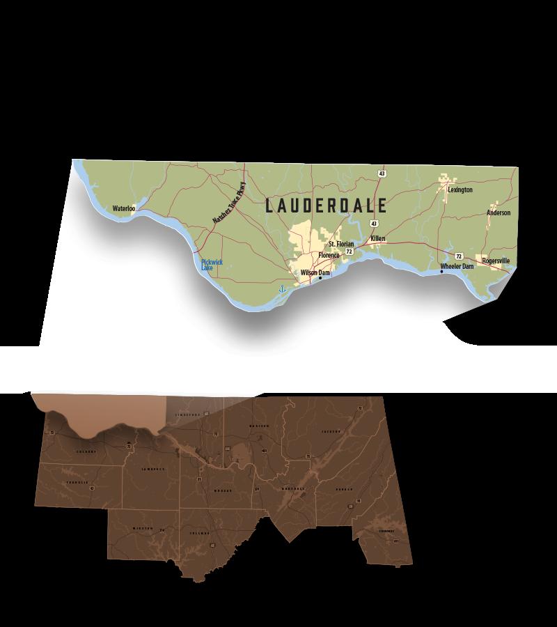 Lauderdale County, Alabama