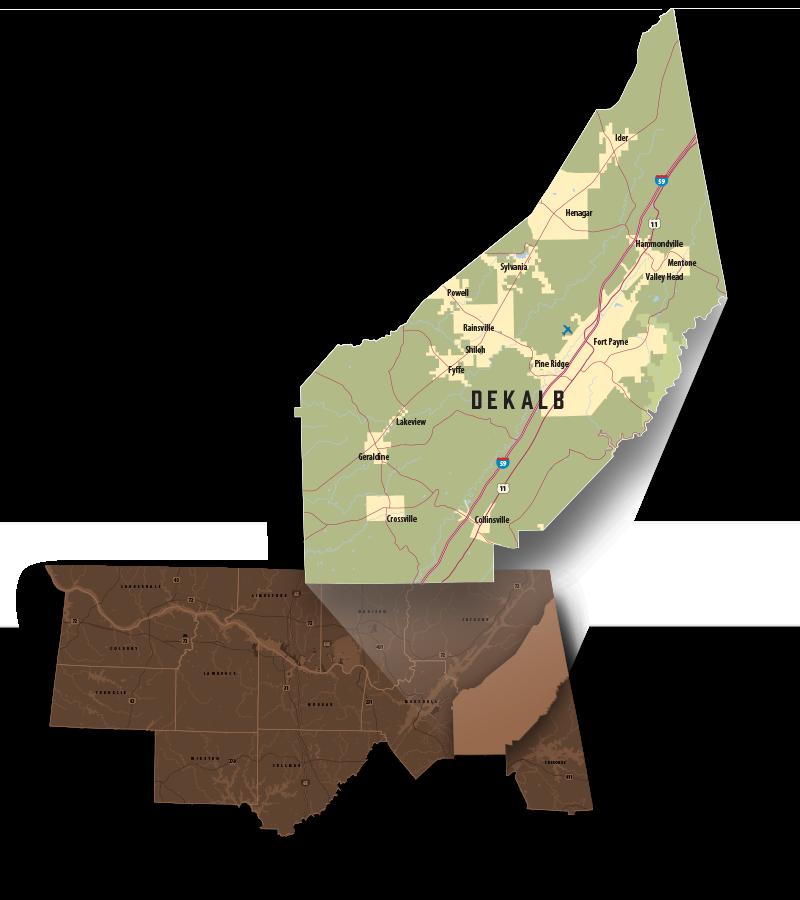 Dekalb County, Alabama