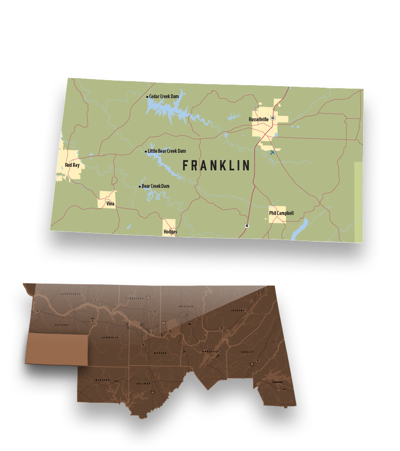Franklin County, Alabama