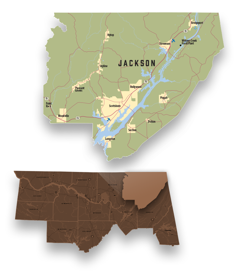 Jackson County, Alabama