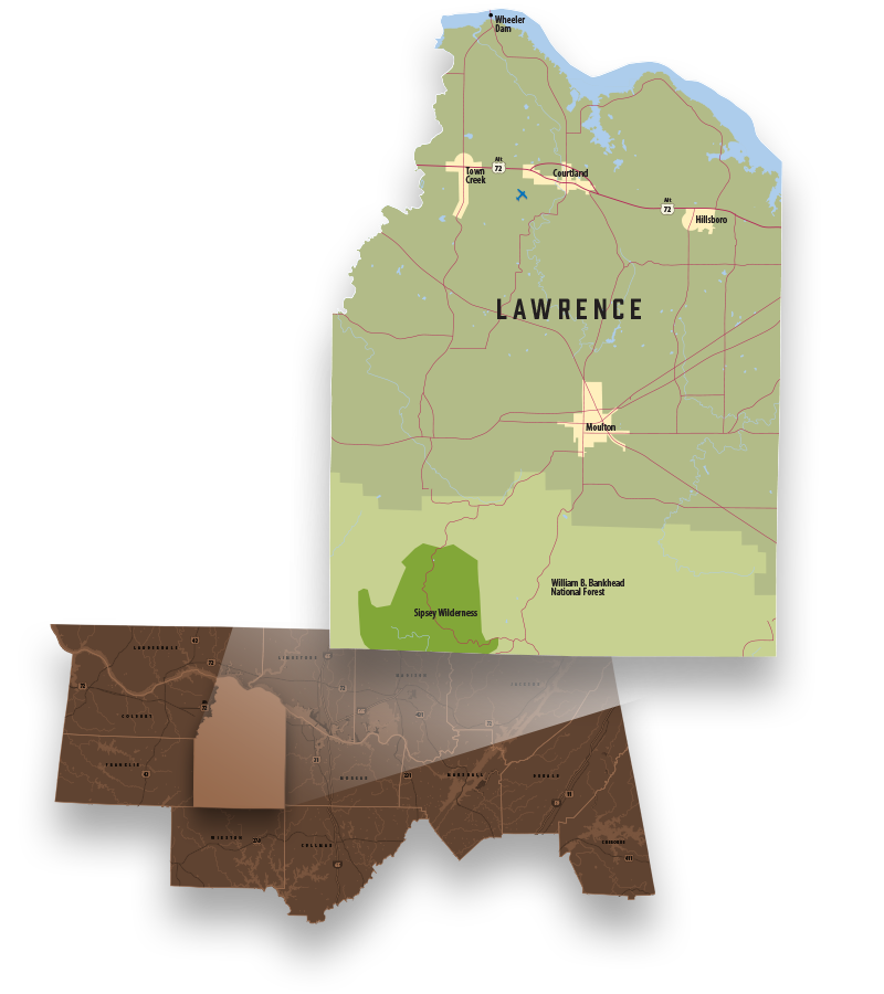 Lawrence County, Alabama