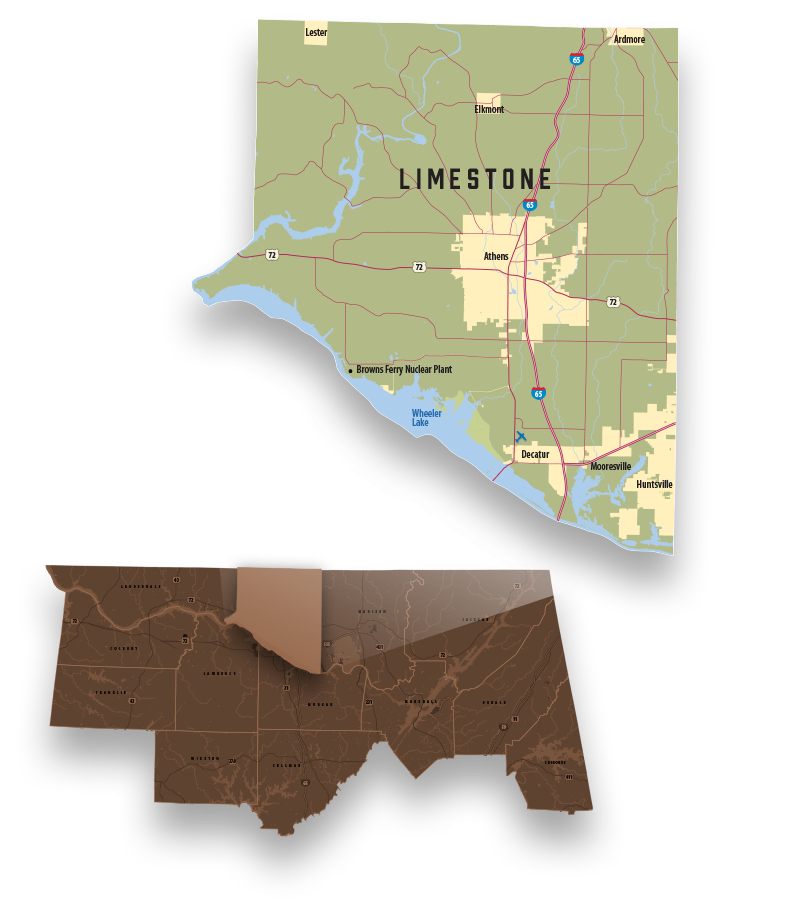 Limestone County, Alabama