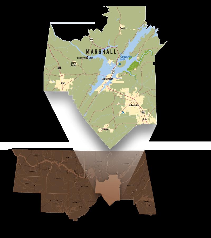 Marshall County, Alabama
