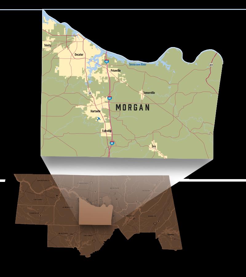 Morgan County, Alabama
